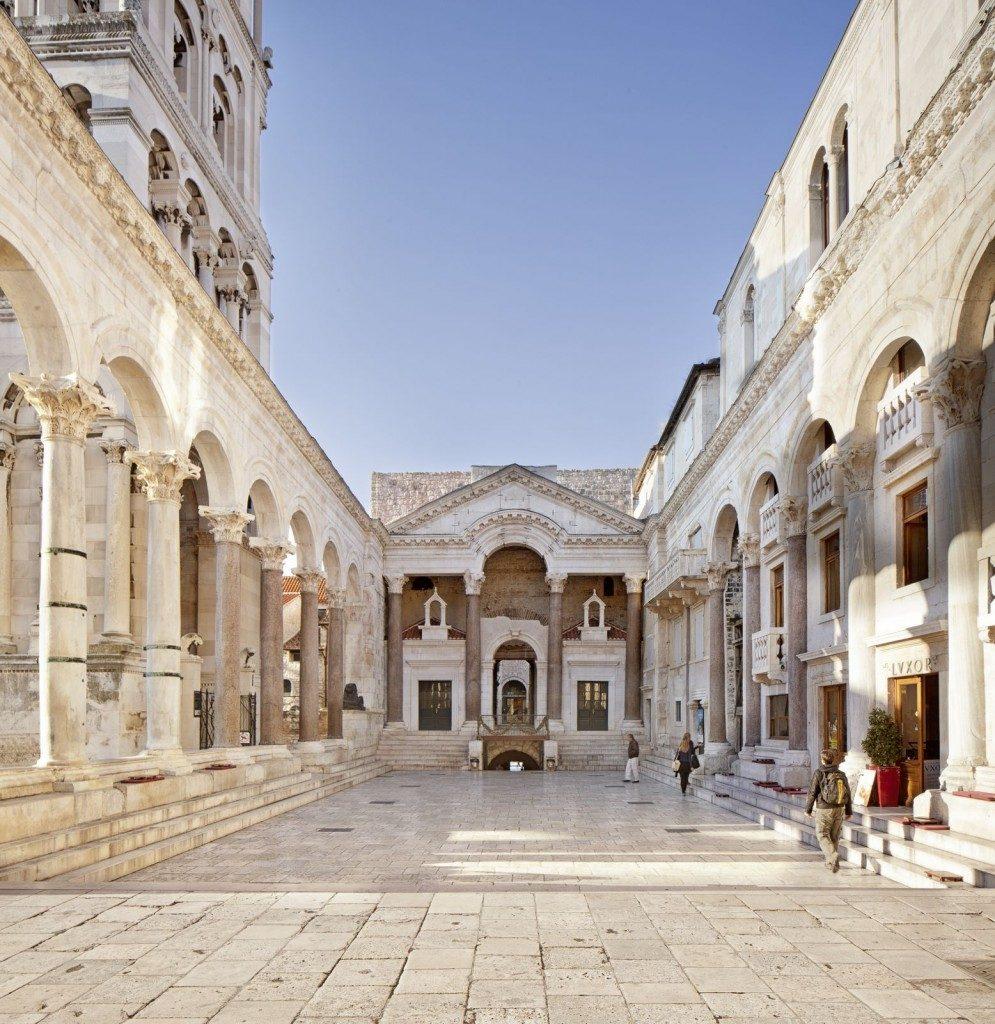 Split Diokletian Palast