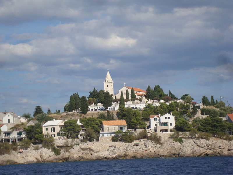 Kirche sv. Juraj - Primošten