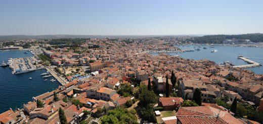Rovinj-Kroatiens Spiegelbild