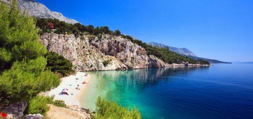 Makarska der beliebteste Touristenort