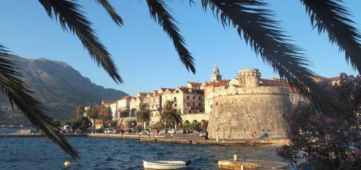Insel-Stadt Korčula