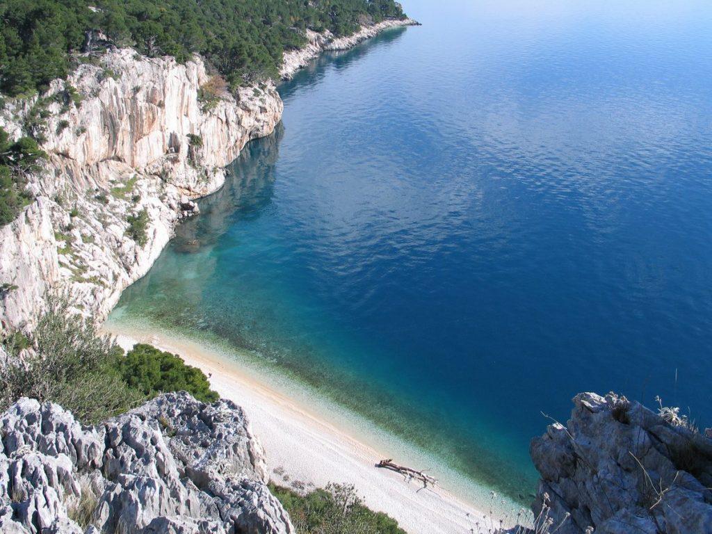 Makarskas Strand Nugal FKK
