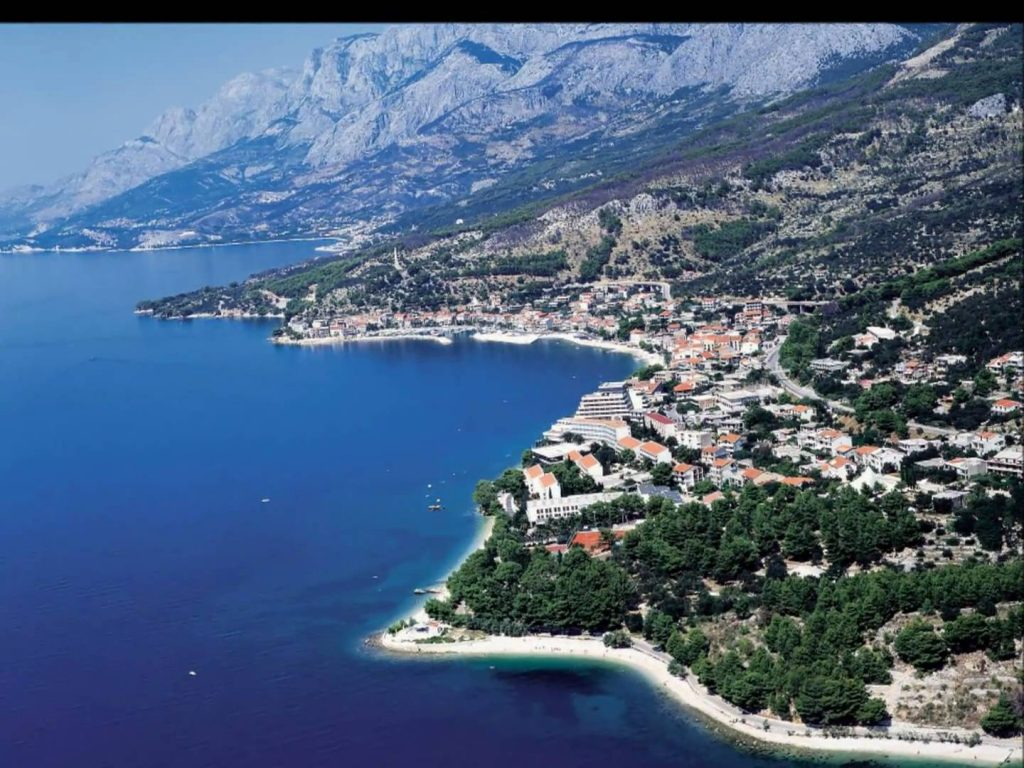 Podgora, Kroatien