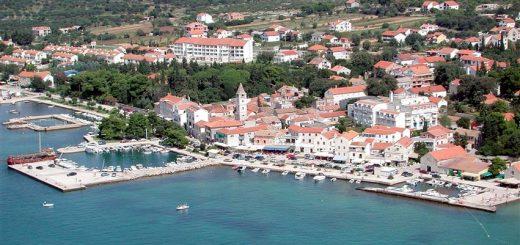 Ortschaft Sveti Filip i Jakov