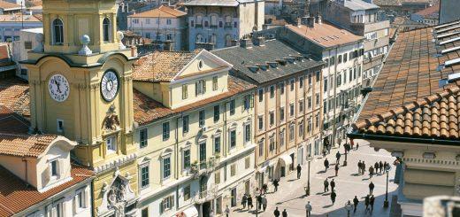Korzo - Stadt Rijeka