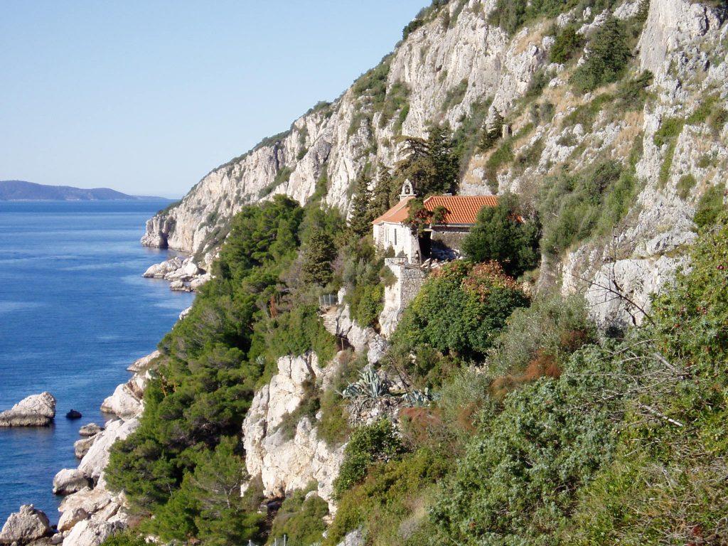 Ciovo bei Trogir, Kroatien