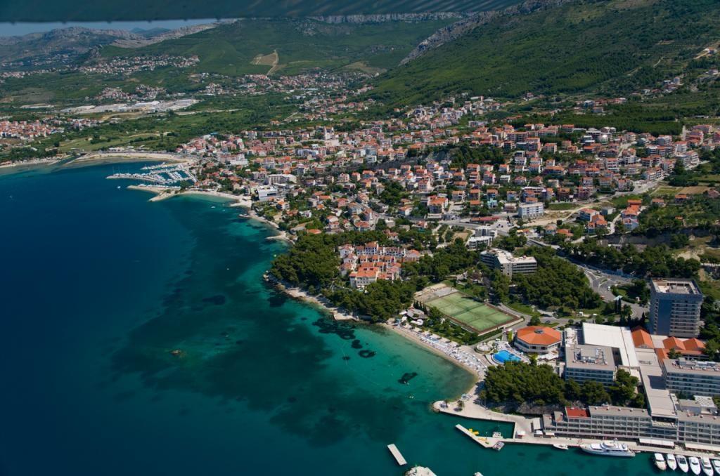 Riviera von Podstrana bei Split