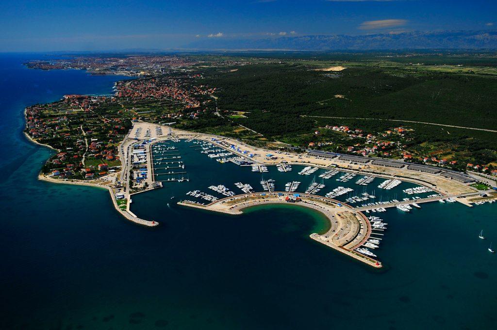 Hafen von Sukošan