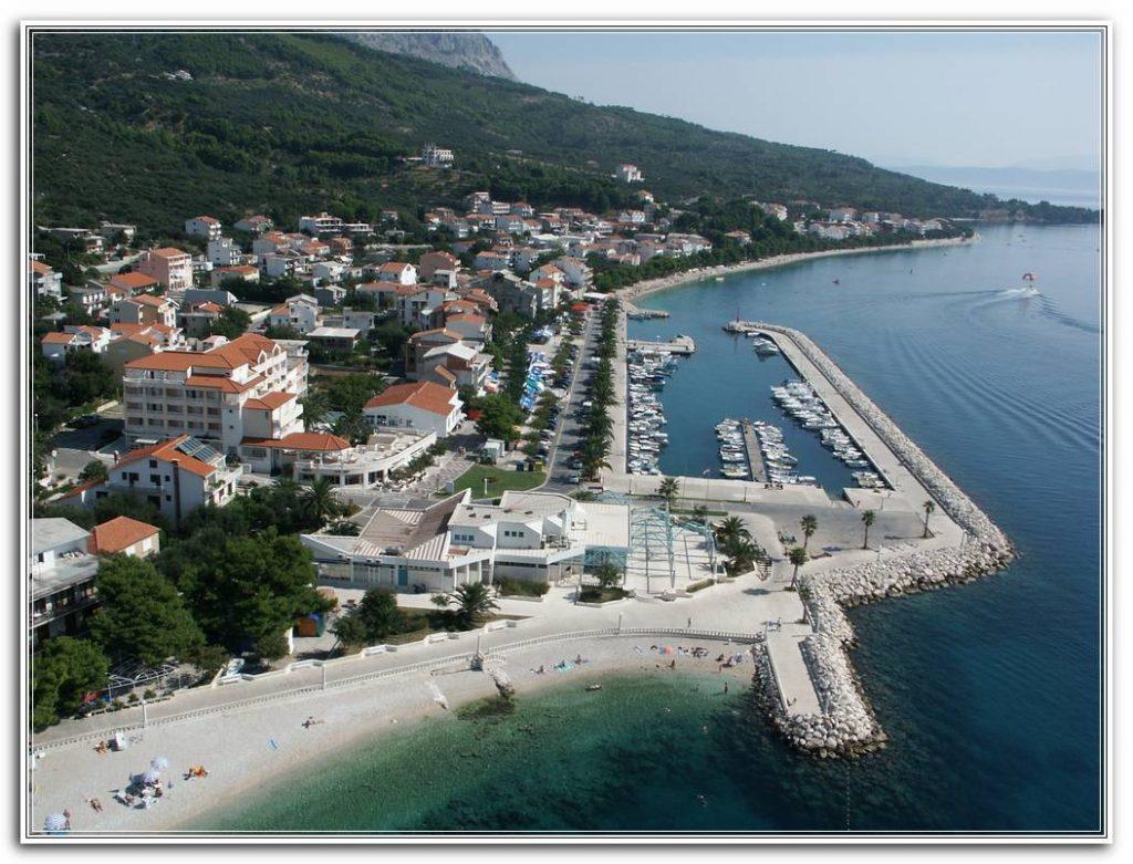 Tucepi, Kroatien