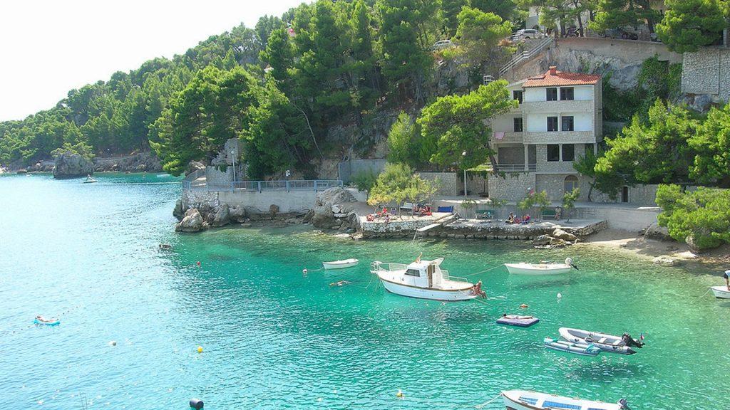 Brela, Kroatien