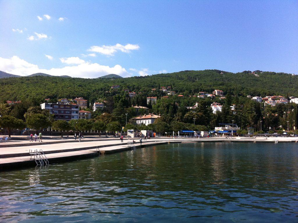 Unterkunft in Kroatien Ičići
