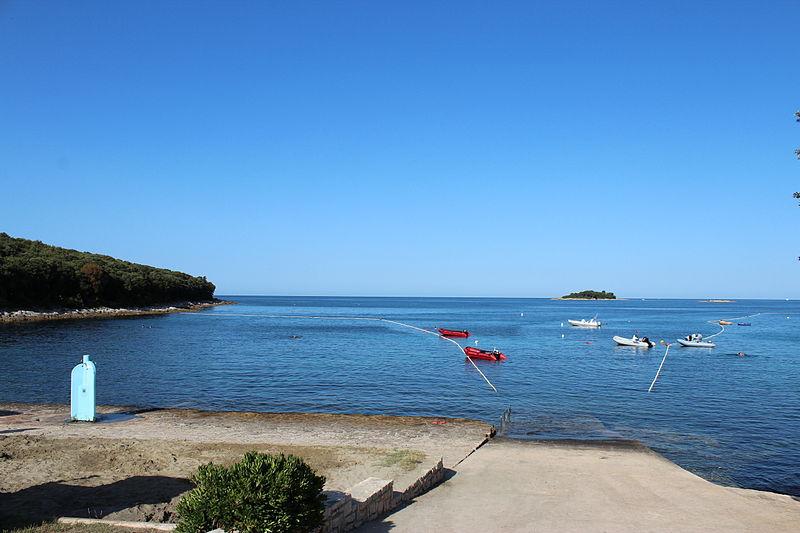 Campingplatzes Porto Sole in Vrsar