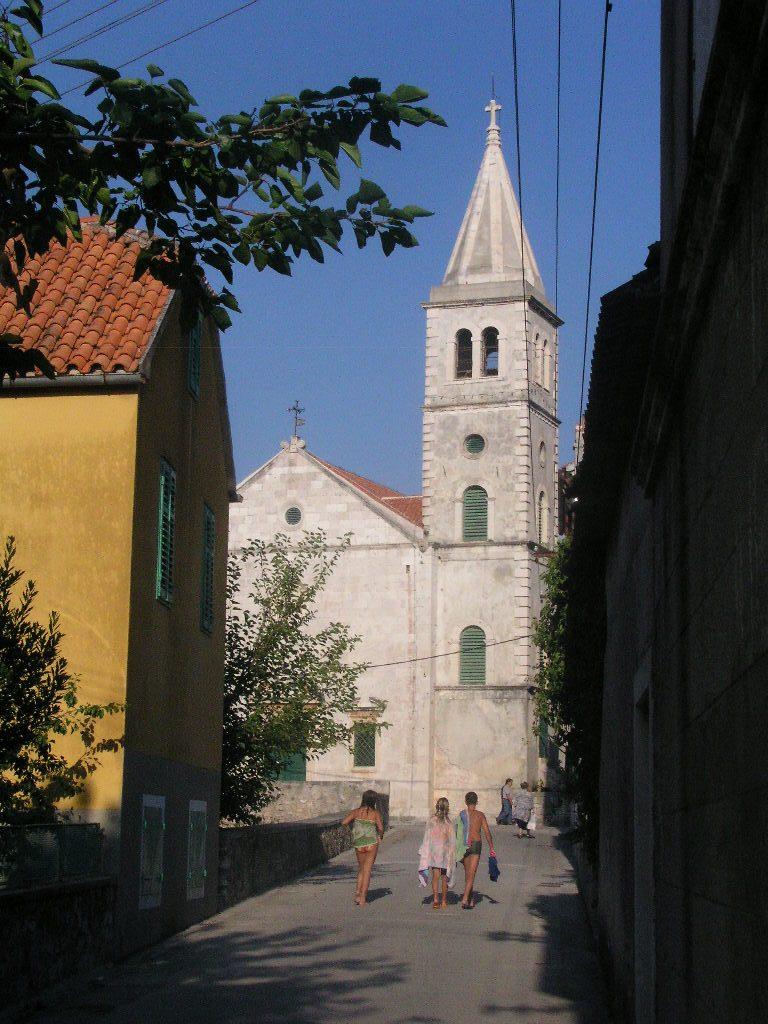 Urlaub in Kroatien Zlarin