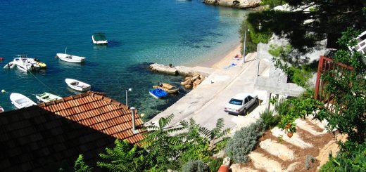 Unterkunft in Kroatien Pisak