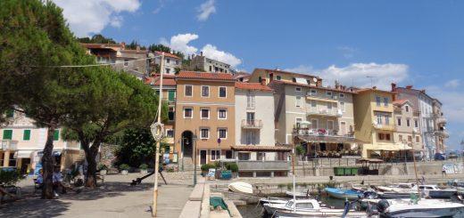 Urlaub in Kroatien Moscenicka Draga
