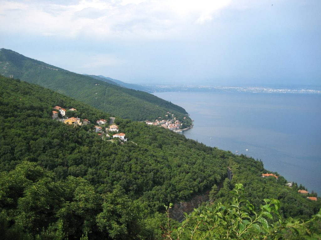 Unterkunft in Kroatien Mošćenica