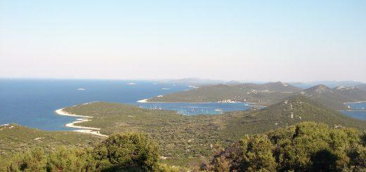 Unterkunft in Kroatien Insel Ist