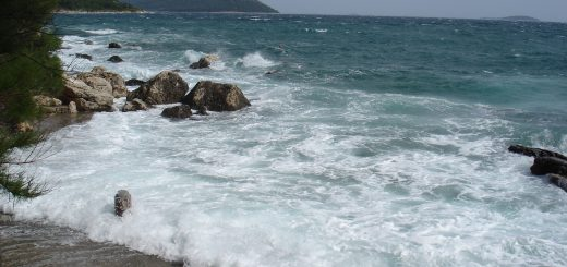 Unterkunft in Kroatien Insel Prvić